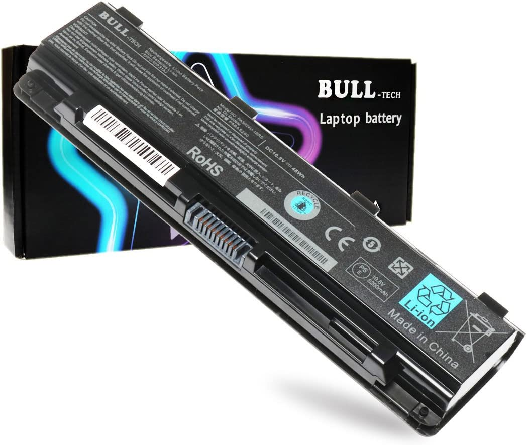 PA5024U-1BRS New Laptop Battery for Toshiba Satellite PA5026U-1BRS PA5025U-1BRS PA5027U-1BRS PPA5109U-1BRS PABAS259 PABAS260 PABAS262 PABAS263 PA5023U-1BRS
