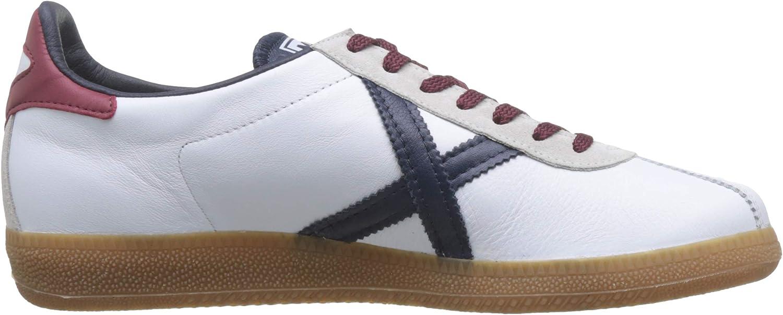 Munich Men's Fitness Shoes White (Blanco / Azul 074)