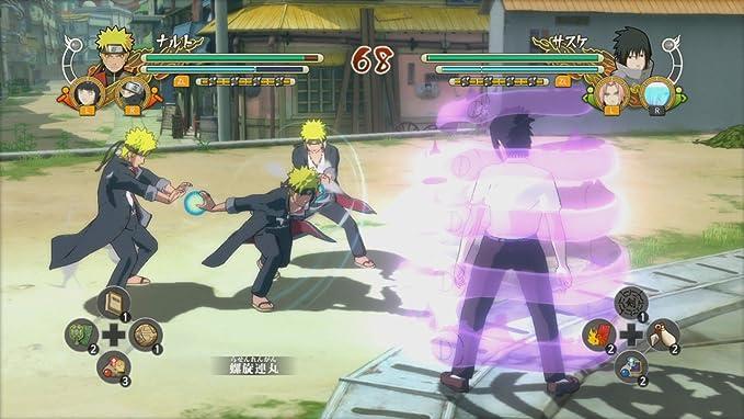 Bandai Namco Naruto Shippuden Ultimate Ninja Storm Trilogy ...