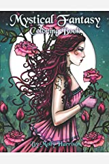 Mystical Fantasy Coloring Book: Coloring for Adults