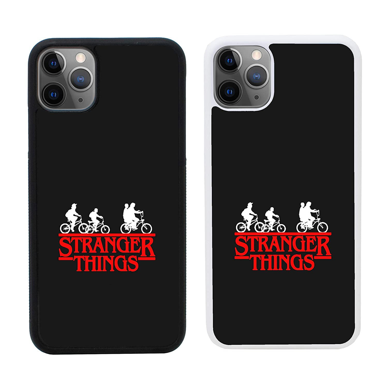 I-CHOOSE LIMITED Stranger Things Apple iPhone 11 Pro Max Phone Case Protective Bumper Cover for 6.5 Screen
