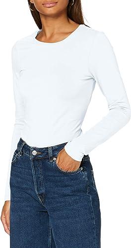 TALLA XS. PIECES Pcsirene LS tee Noos Camisa Manga Larga para Mujer