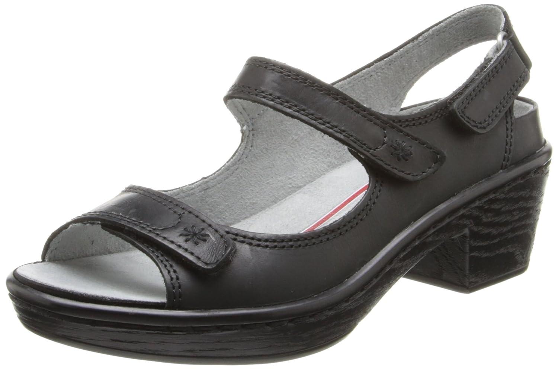 Klogs USA Women's Harbor Dress Sandal B00EZVBBZS 7 B(M) US Black
