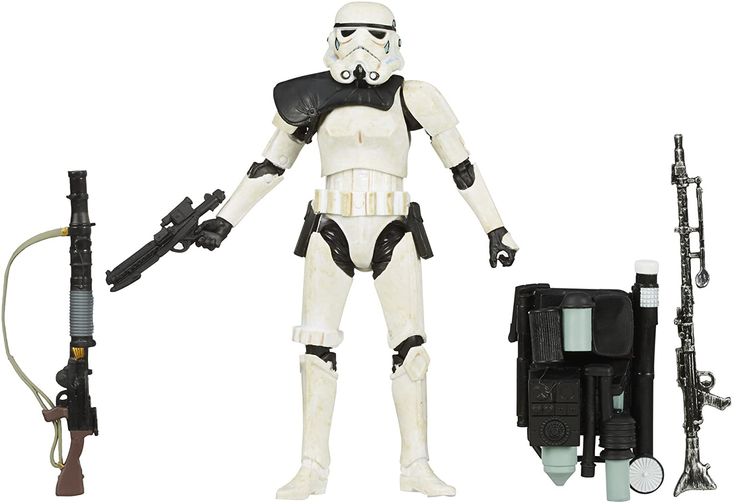 "Star Wars The Black Series Sandtrooper 6"" Figure"