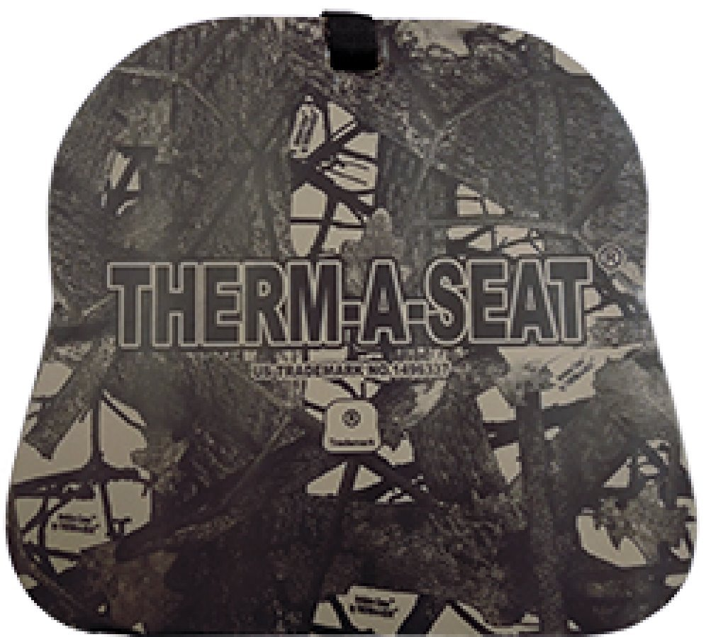 Northeast Products Heat-A-Seat Brown Camo