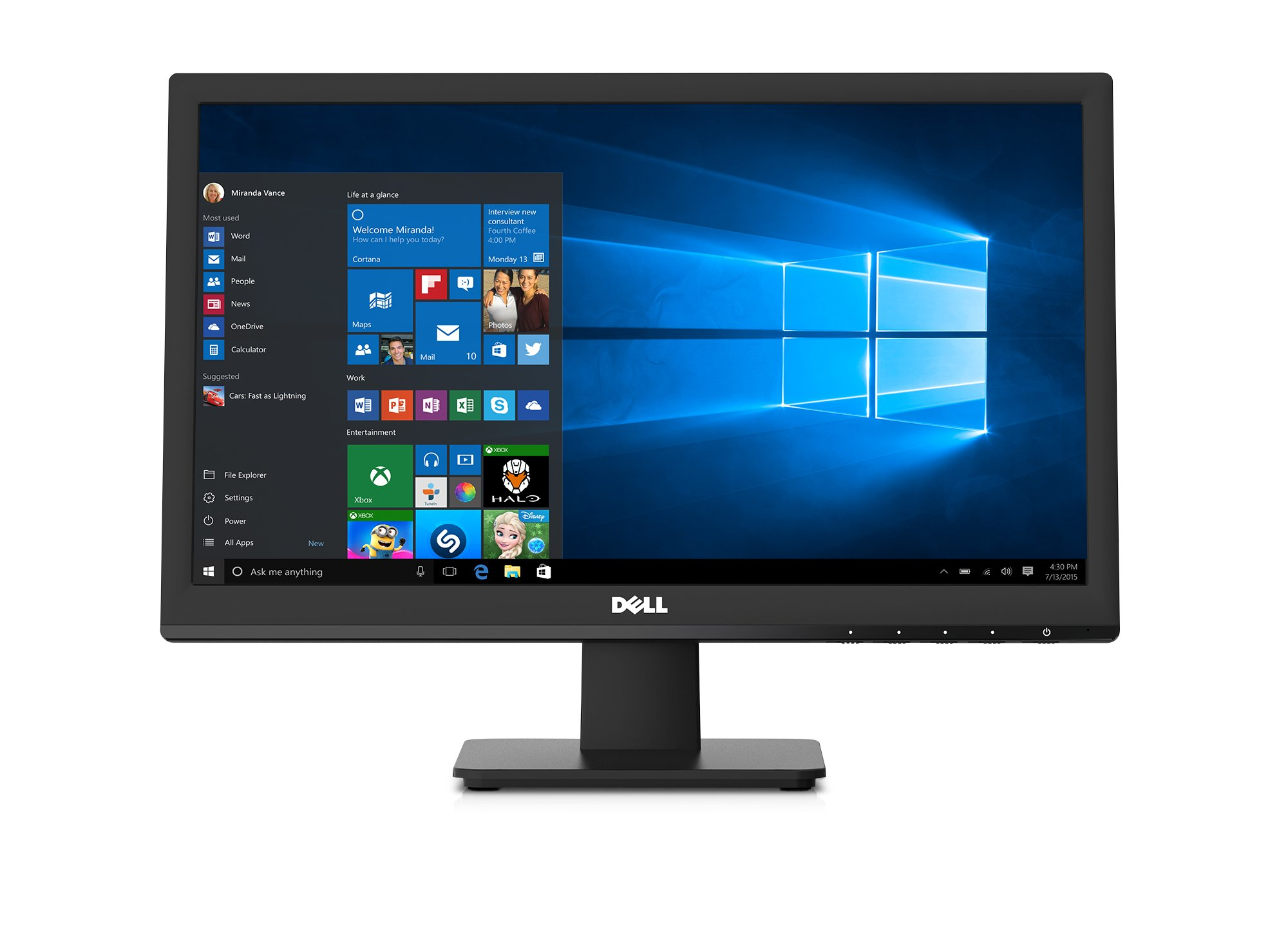 Dell D2015HM 19.5'' Screen LED-Lit Monitor