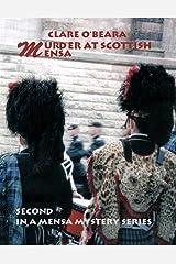 Murder At Scottish Mensa (Mensa Mystery Series Book 2) Kindle Edition