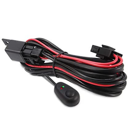 Amazon.com: LED Light Bar Wiring Harness Kit, KAYA AUTO Wiring ... on universal fuel tank, universal radio, universal fuse box, universal plug, universal wire wheels, universal fuel pump, universal steering column, universal ignition switch wiring, universal fuel filter, universal turn signal, universal wire connector, universal motor, universal transformer, universal wire nut, universal controller, universal adapter, universal console, universal tools, universal mounting bracket, universal muffler,