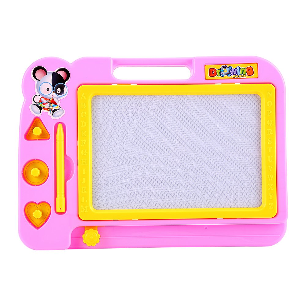 Kids Magnetic Drawing Board with Painting Pen Writing Sketch Educational Preschool Toy Hztyyier Children Magnetic Drawing Board