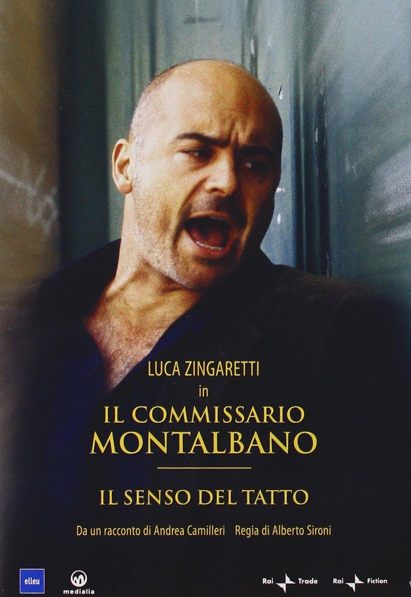Il commissario Montalbano - Il senso del tatto [Import anglais] B00423BI6Q