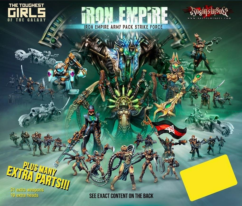 Iron Empire Army Pack - Strike Force