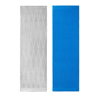 Coussin d'humidité en aluminium filmé en IXPE épais Tapis de protection contre l'humidité extérieur à usage unique