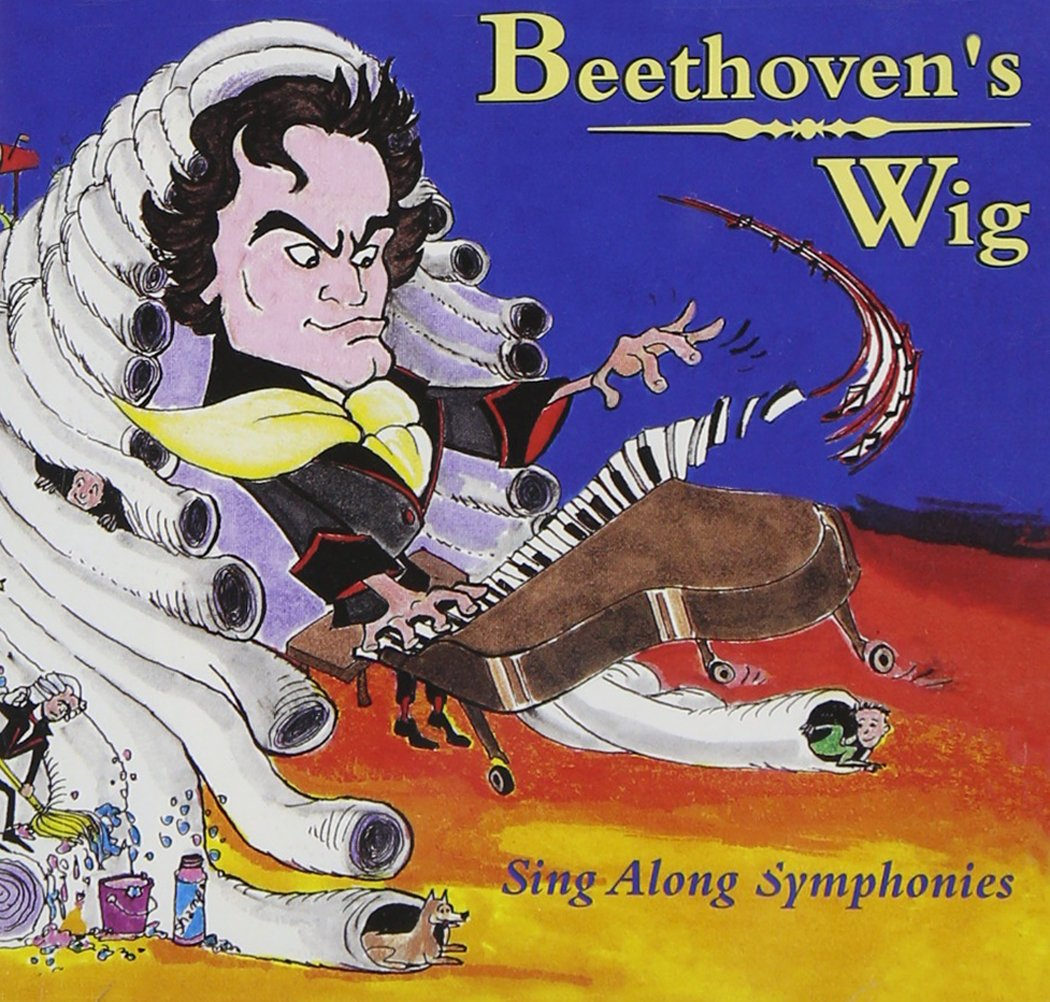 Beethoven's Wig: Sing Along Symphonies by Rounder Records