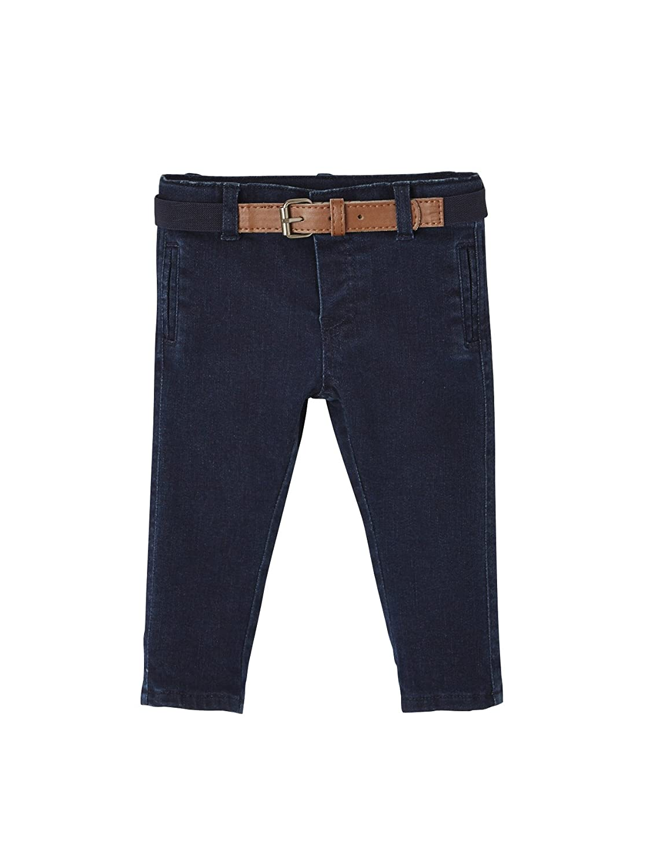 Vertbaudet Baby Boys' Jeans Blue Denim Brut 18 Months(81 cm)