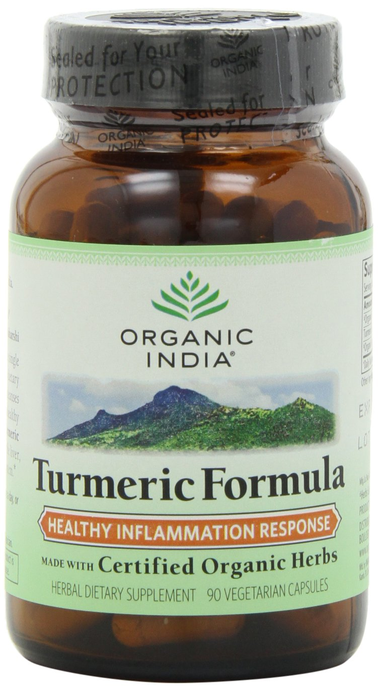 Turmeric organic india