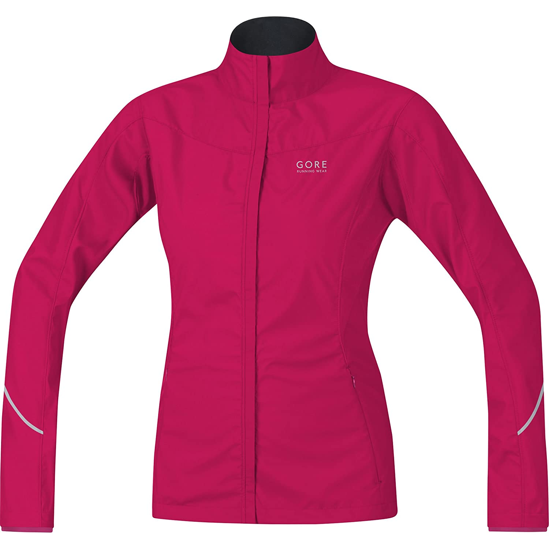 Gore Wear, Mujer, Chaqueta Cortavientos para Correr, Gore R3 Women Partial Gore Windstopper Jacket, 100081