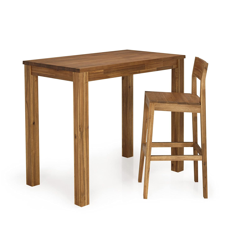 table haute cuisine alinea interesting tabouret bois. Black Bedroom Furniture Sets. Home Design Ideas