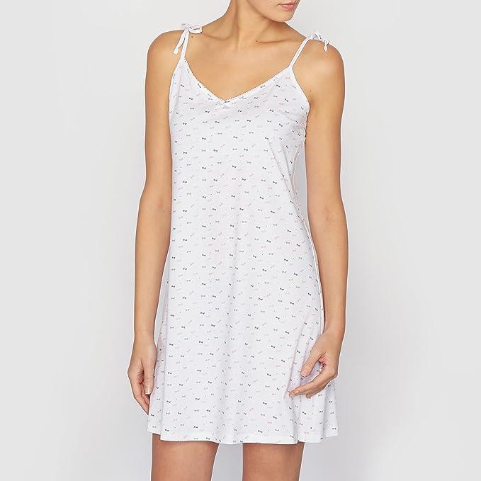 La Redoute - Pijama - para mujer Blanco White With Print