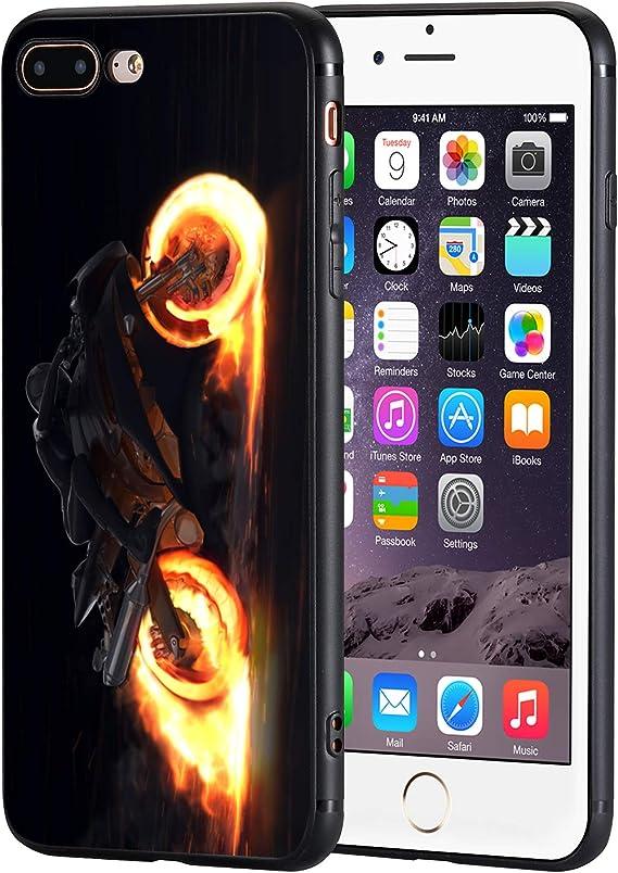 Cover iPhone 7 Plus / 8 Plus vintage moto 2 Cover iPhone 7/8 Plus