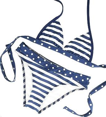 Kids Childrens Girls Bikini Beachwear Swimwear Swimming Costume