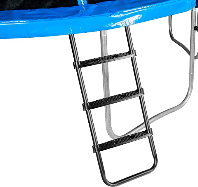 Zoomster 3-Step Trampoline Ladder - Weight Capacity