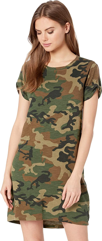 69046c1d5d78f Sanctuary Women's So Twisted T-Shirt Dress at Amazon Women's Clothing store: