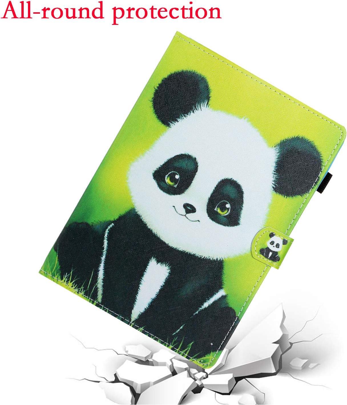 con ranuras para tarjetas Elefante Oliva Lenovo Tab M10 FHD Plus 10.3 Tablet Funda con tapa magn/ética y cierre magn/ético piel sint/ética DodoBuy