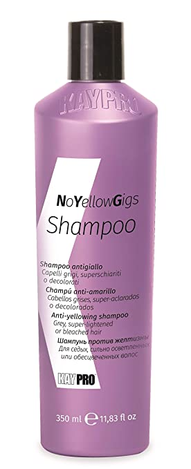 Gigs Shampoo No Yellow Kay Pro Kepro Against Yellow Stitch 350ml ... 13a9ff656f18