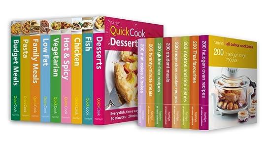 Hamlyn Cookbooks
