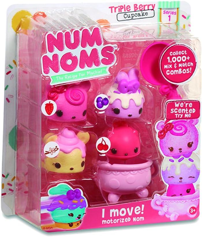 Amazon.es: Num Noms Muñecos coleccionables y Playsets (Bandai 539445), color/modelo surtido: Juguetes y juegos