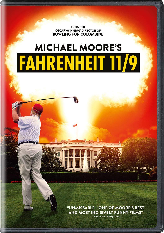 DVD : Fahrenheit 11/ 9 (DVD)