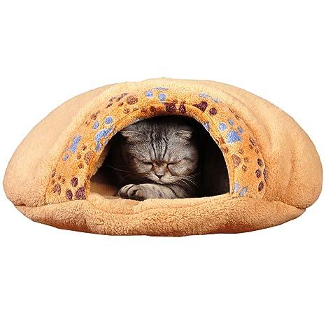 Sichyuan Calentar&Acogedor Nido De Gato Casas De Gato Para Gatos, Alta Calidad No Es Fácil