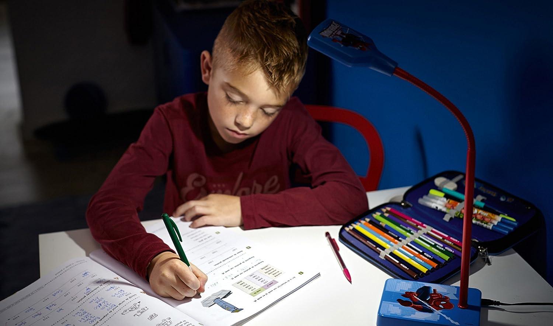 Azul Philips Mesa L/ámpara de Escritorio