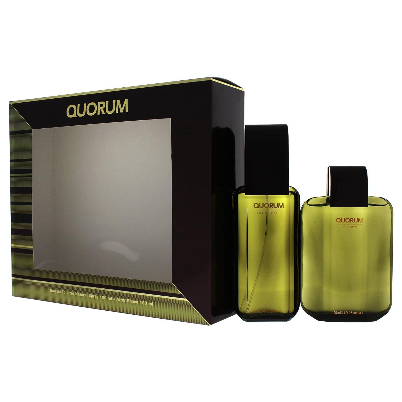 Quorum Estuche de regalo Eau de Toilette, Multicolor (ANTQUOM92100001)