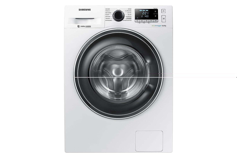 Samsung WW81J5446EW Independiente Carga frontal 8kg 1400RPM A+++ ...