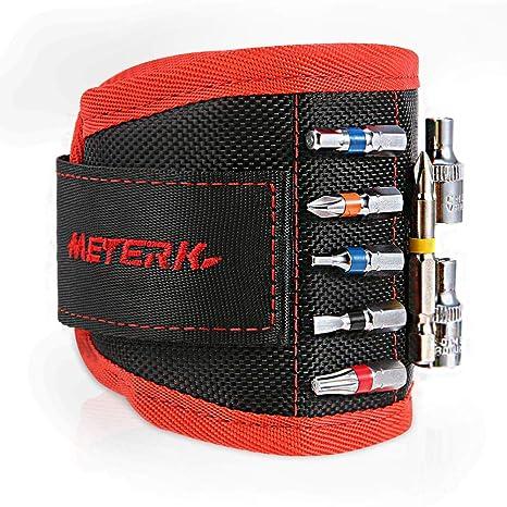 Amazon.com: Meterk - Cinturón magnético con 10 imanes para ...