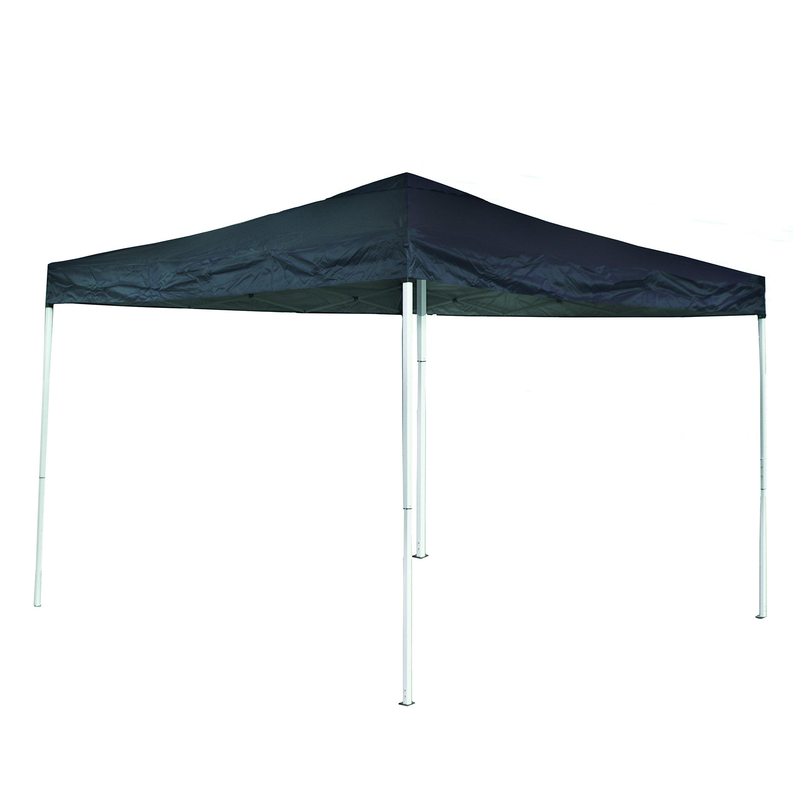ALEKO GAZF10X13B Foldable Popup Polyester Gazebo Canopy Patio Coffee Shelter 10 x 13 Feet Blue