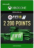 FIFA 18 Ultimate Team - 2200 Points FIFA   Xbox One - Code jeu à télécharger