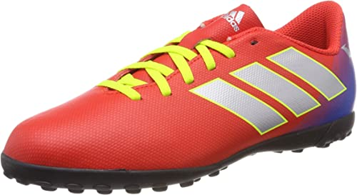 frutas caja registradora desesperación  Adidas Nemeziz Messi 18.4 TF J Junior Zapatos de fútbol Rojos para niños:  Amazon.com.mx: Ropa, Zapatos y Accesorios