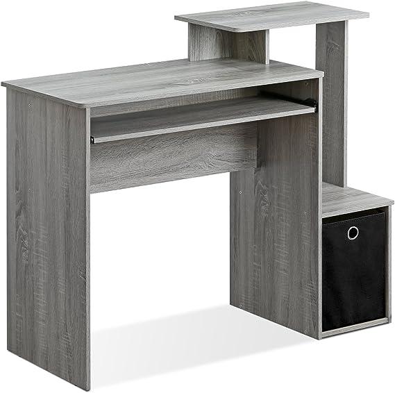 FURINNO Econ Multipurpose Home Office Computer Writing Desk