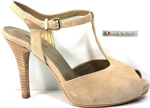 Nero Giardini Calzature Sandali Decollete Tacchi Alti Scarpe Donna LADY Shoes