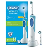 Oral-B Vitality Plus CrossAction Spazzolino Elettrico Ricaricabile