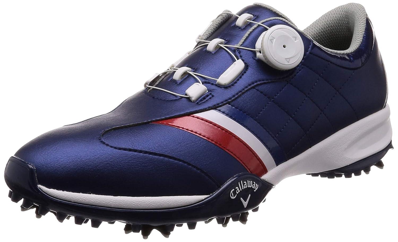 [キャロウェイ フットウェア] メンズ ゴルフシューズ 軽量 (ダイヤル式) [ 247-7983502 / URBAN LS ] ゴルフ 靴 27.5 cm 120_ネイビー B01LYM0ZXP