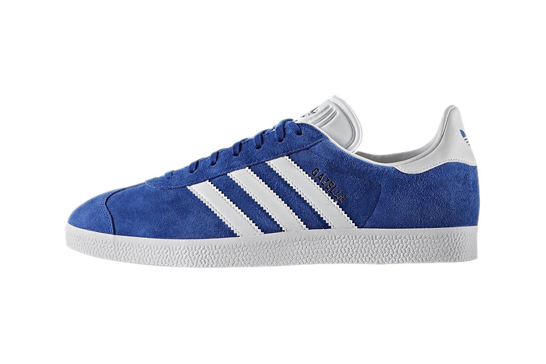 adidas Originals Women's Gazelle W Sneaker B07CH1GB6N 9 M US|Croyal/Wht/Goldmt