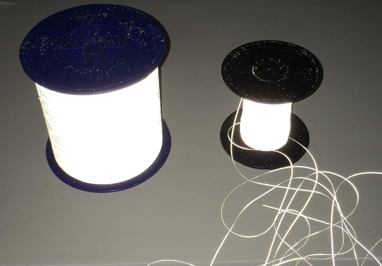 6,50€// 100m HATNUT SAFE REFLECT reflektierendes Garn zum mitstricken// häkeln