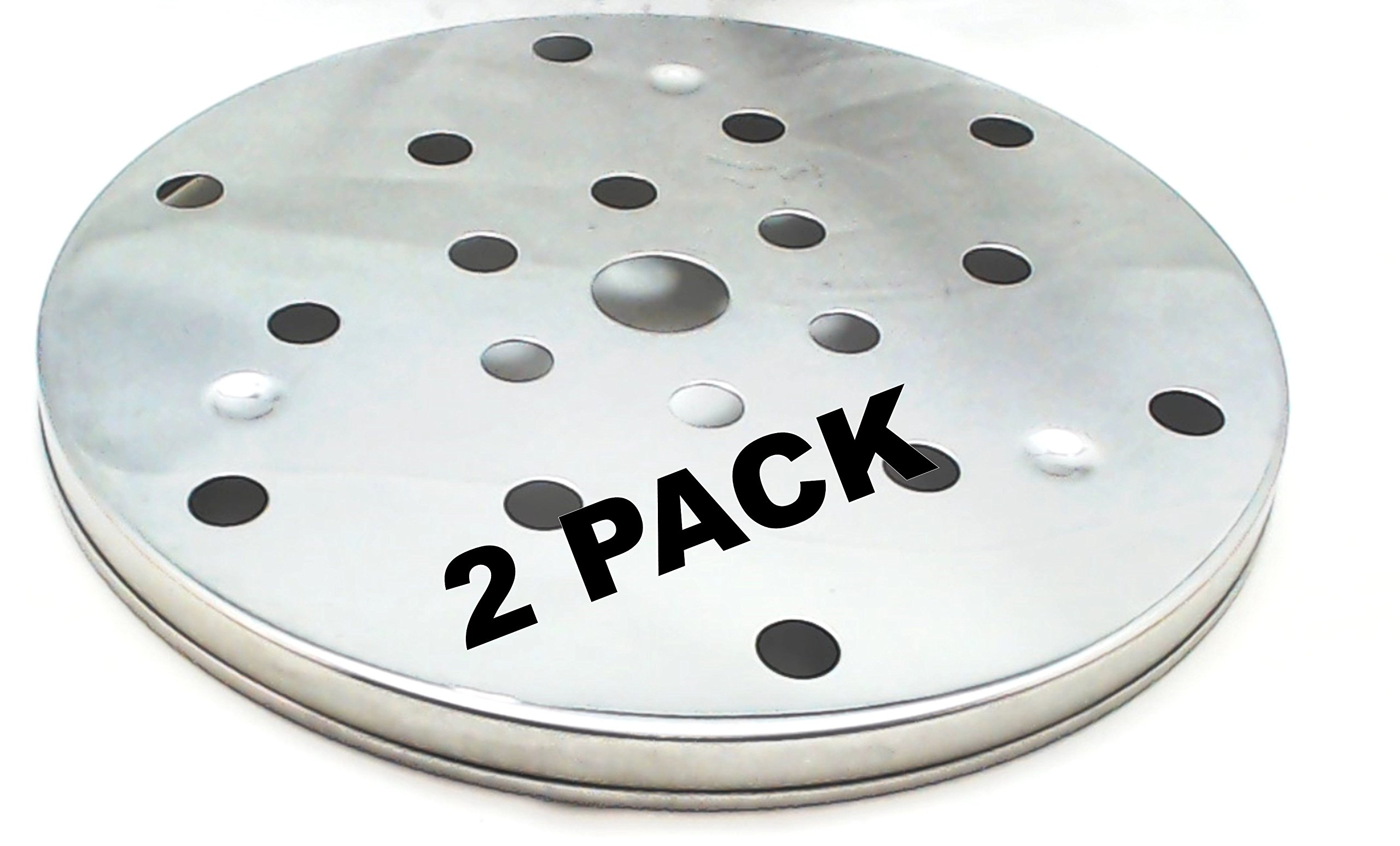 2 Pk, Presto Pressure Cooker Stainless Steel Cooking Rack, 44276, 85885