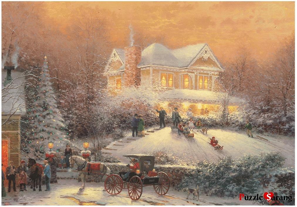 最新発見 [ B07CPQ5W8Y Puzzle Life Life ] ] Victorianクリスマス| 1000ピースジグソーパズル B07CPQ5W8Y, ペットファミリー:a6d07aa4 --- fenixevent.ee