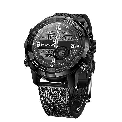Amazon.com: PINCHU LEM6 Smart Watch Smartwatch 1GB + 16GB ...