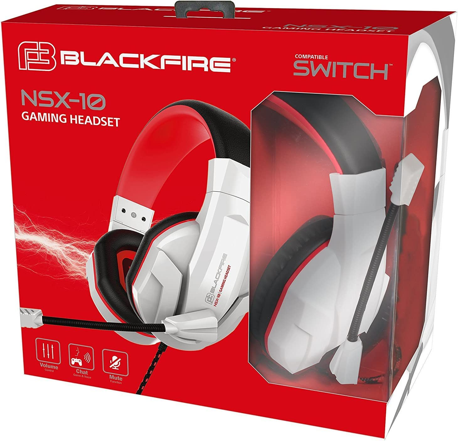 Ardistel - Blackfire Gaming Headset NSX-10 (Nintendo Switch ...
