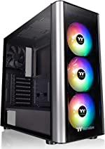 Thermaltake Level 20 MT Motherboard Sync ARGB ATX Mid Tower Gaming